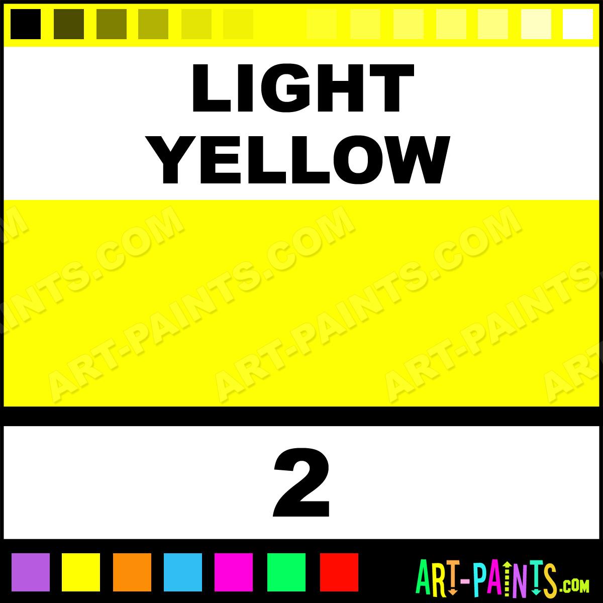Light Yellow Nitro Spray Paints 2 Light Yellow Paint