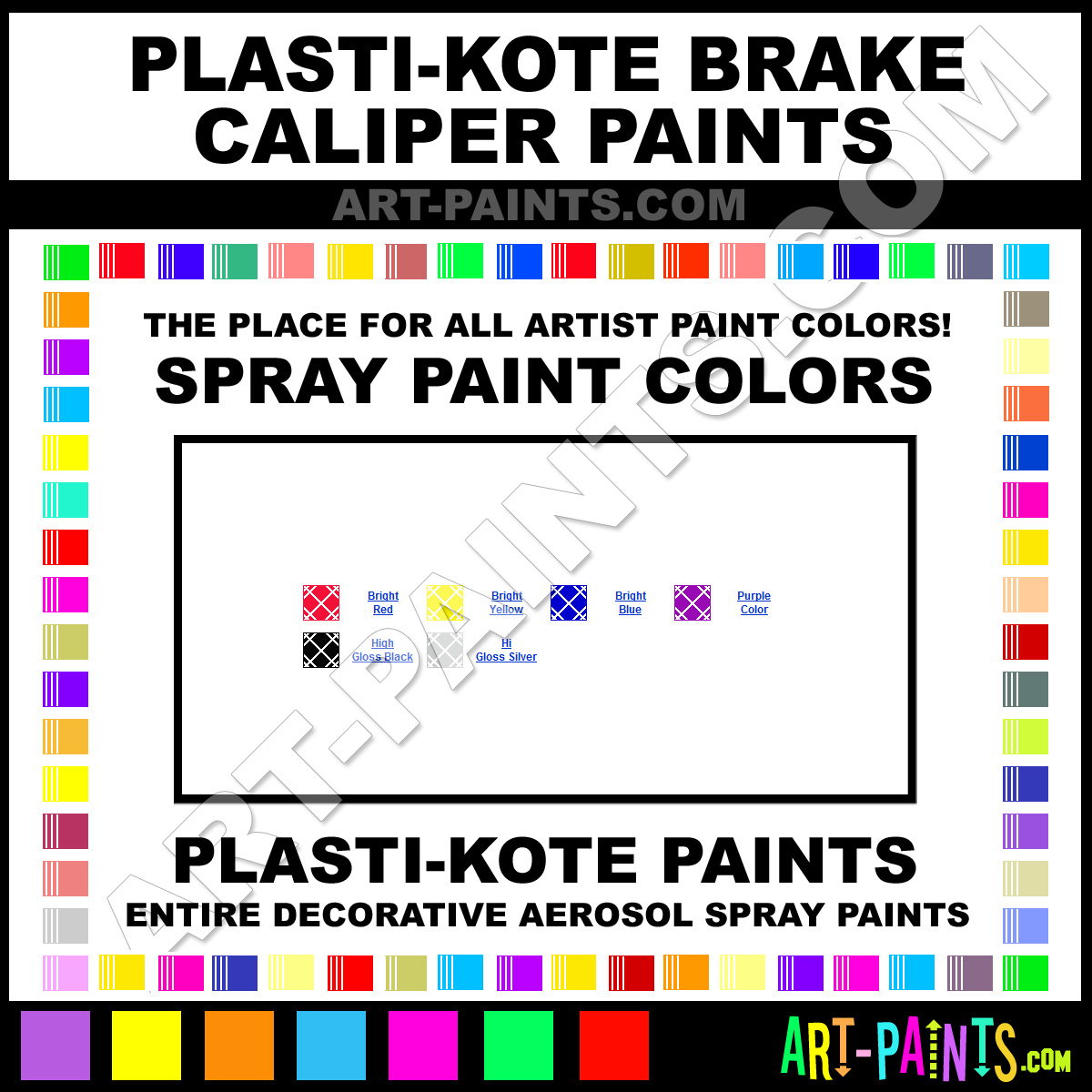 purple brake caliper spray paints cp 255 purple paint purple. Black Bedroom Furniture Sets. Home Design Ideas
