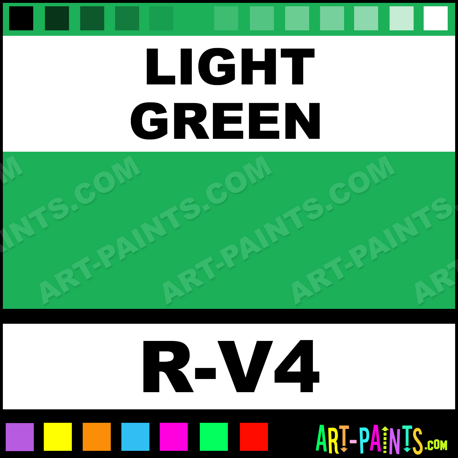 Light Green Aerosol Spray Paints Aerosol Decorative Paints R V4 Light Green Paint