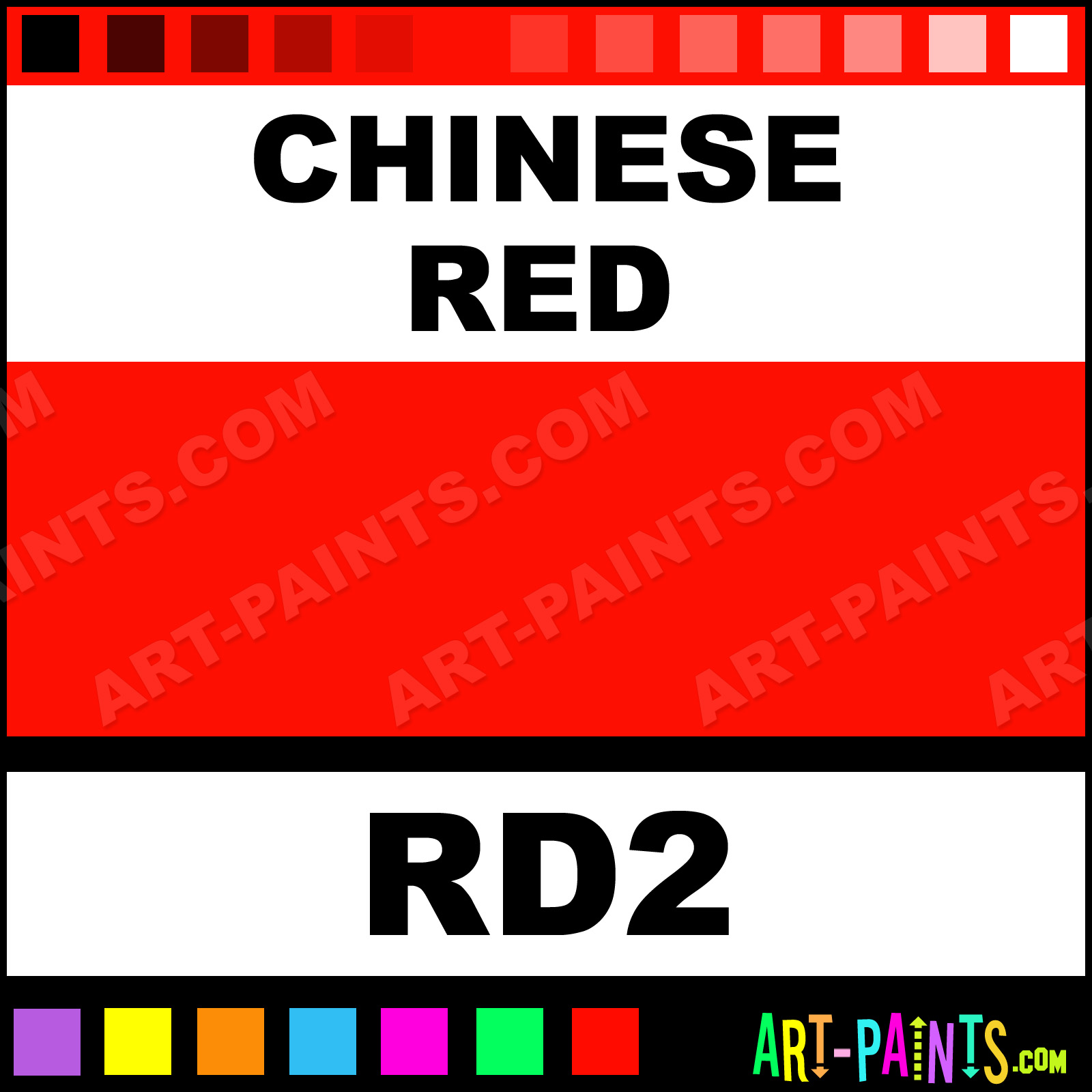 Nice answer asian custom red ink really