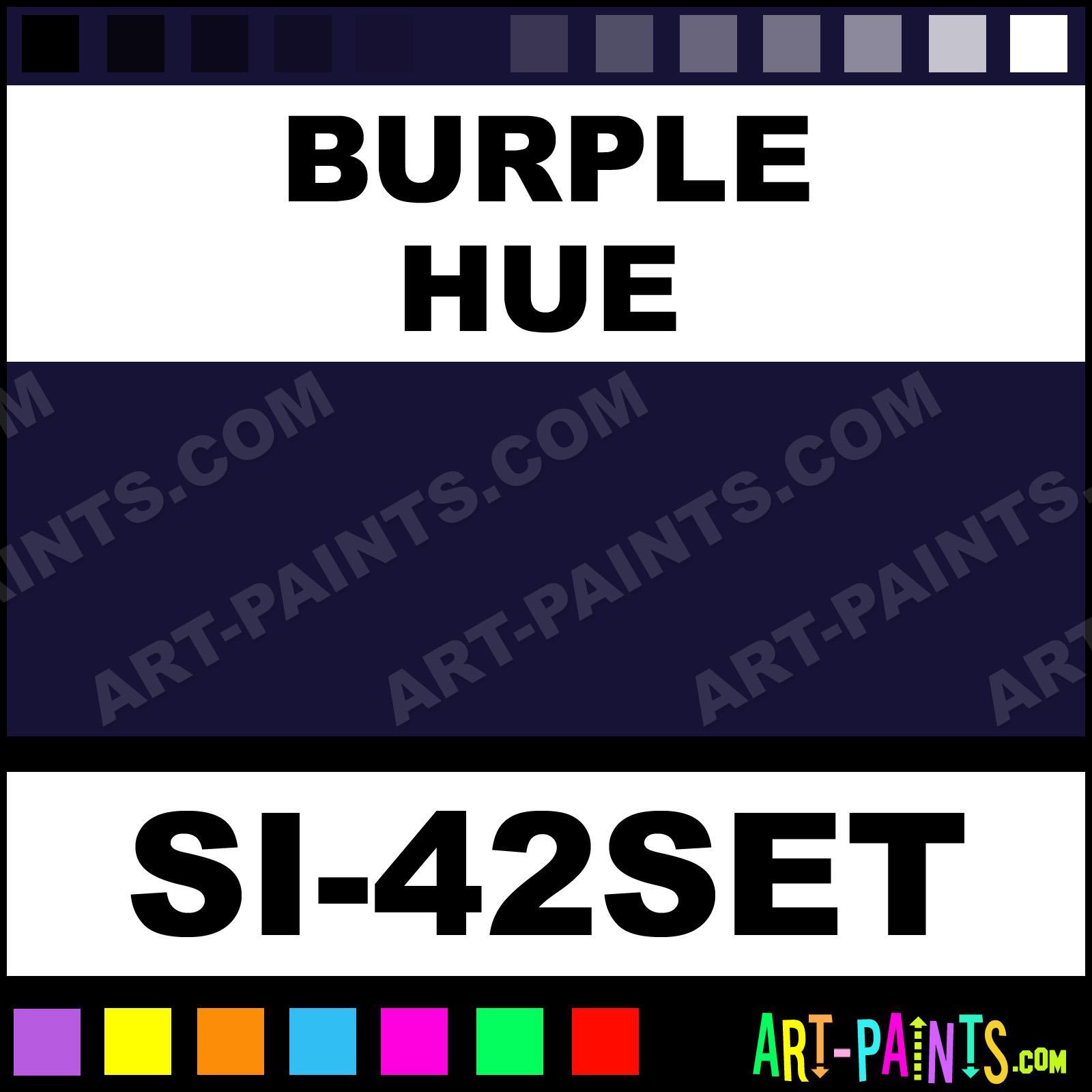 Burple Paint