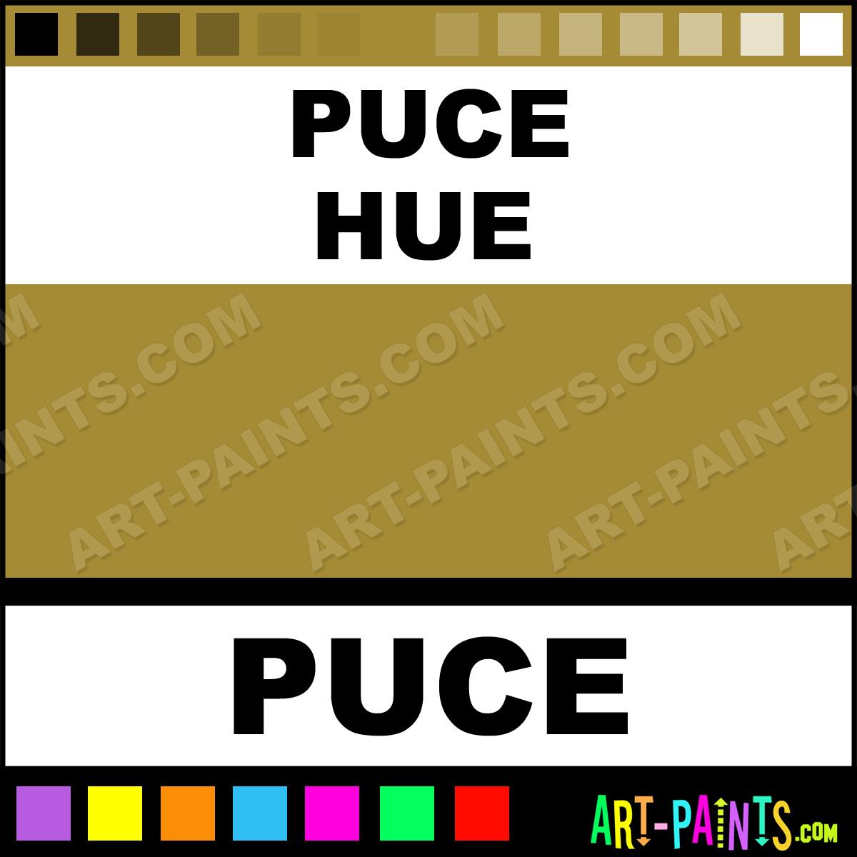 puce color