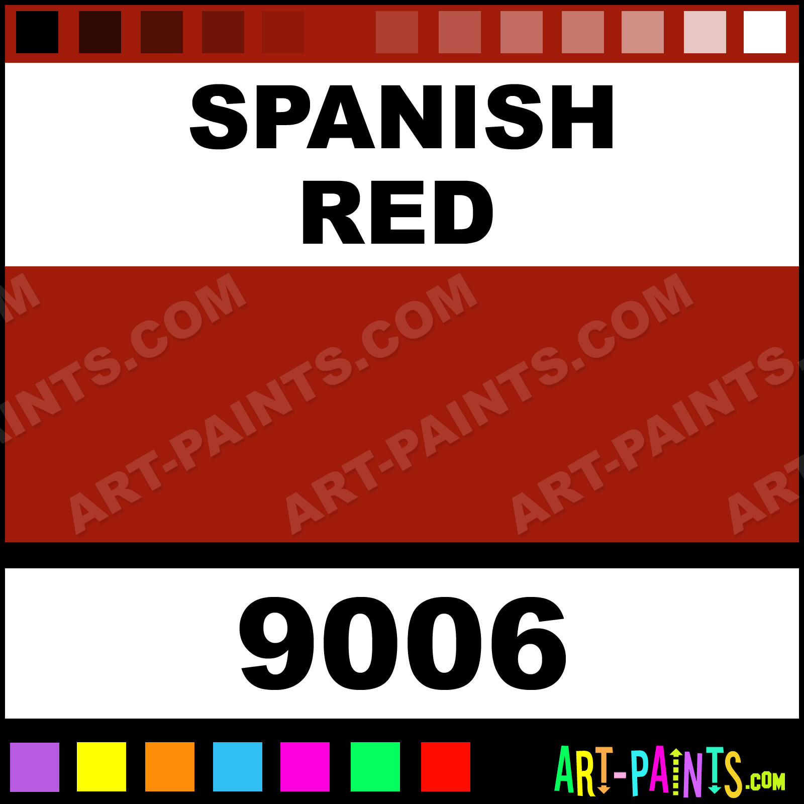 Image Gallery Spanish Red