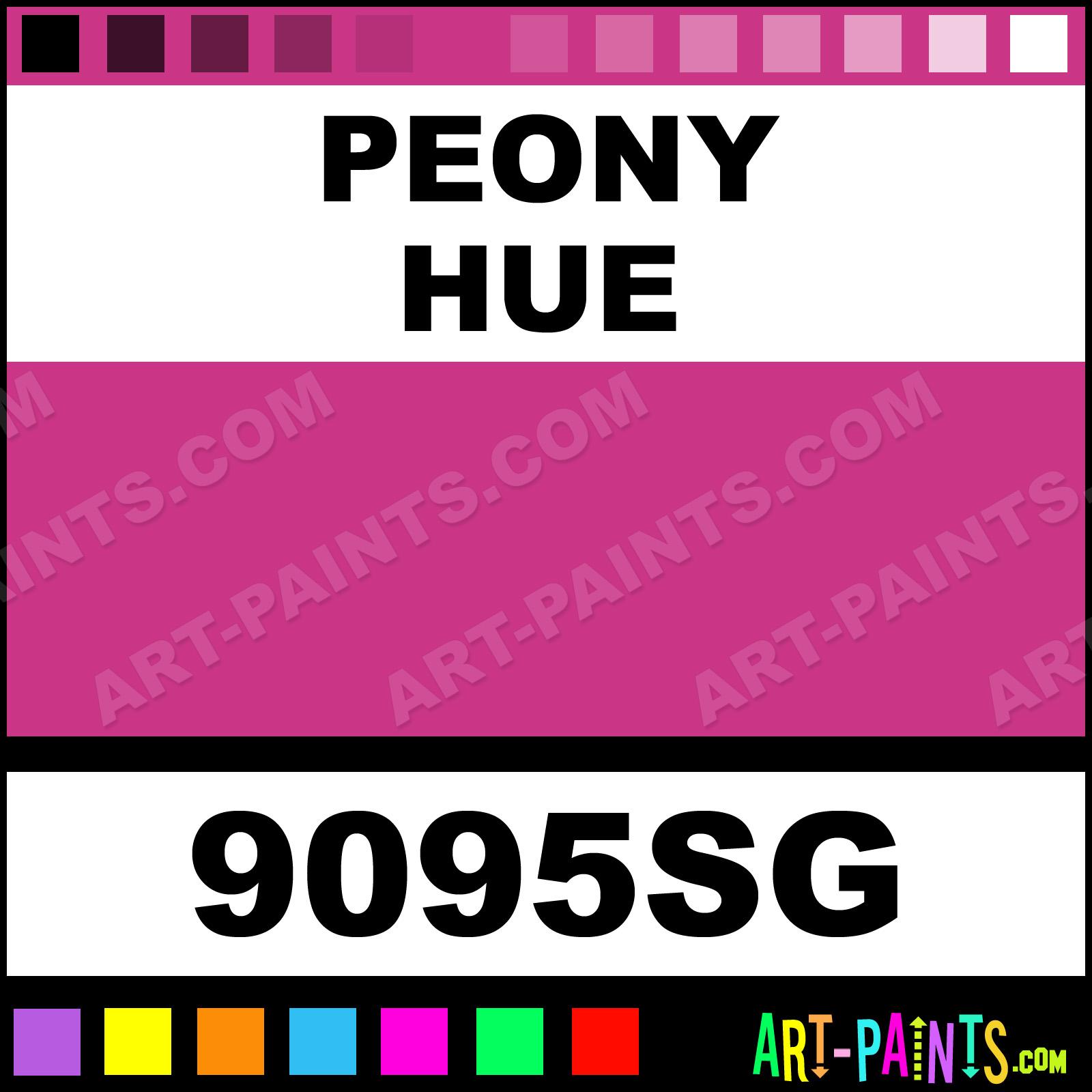 Peony Paint