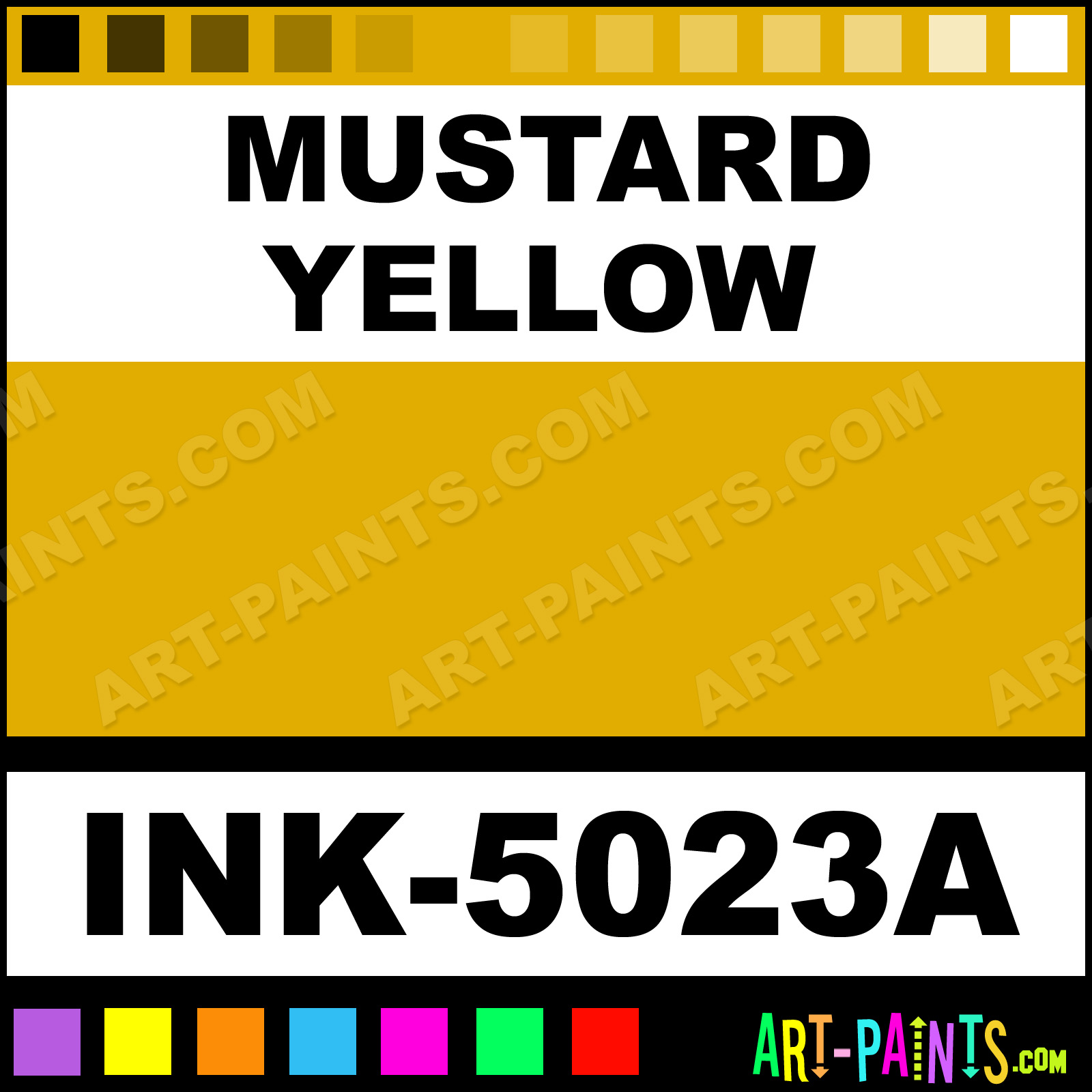 Mustard Yellow Paint Ideas Images