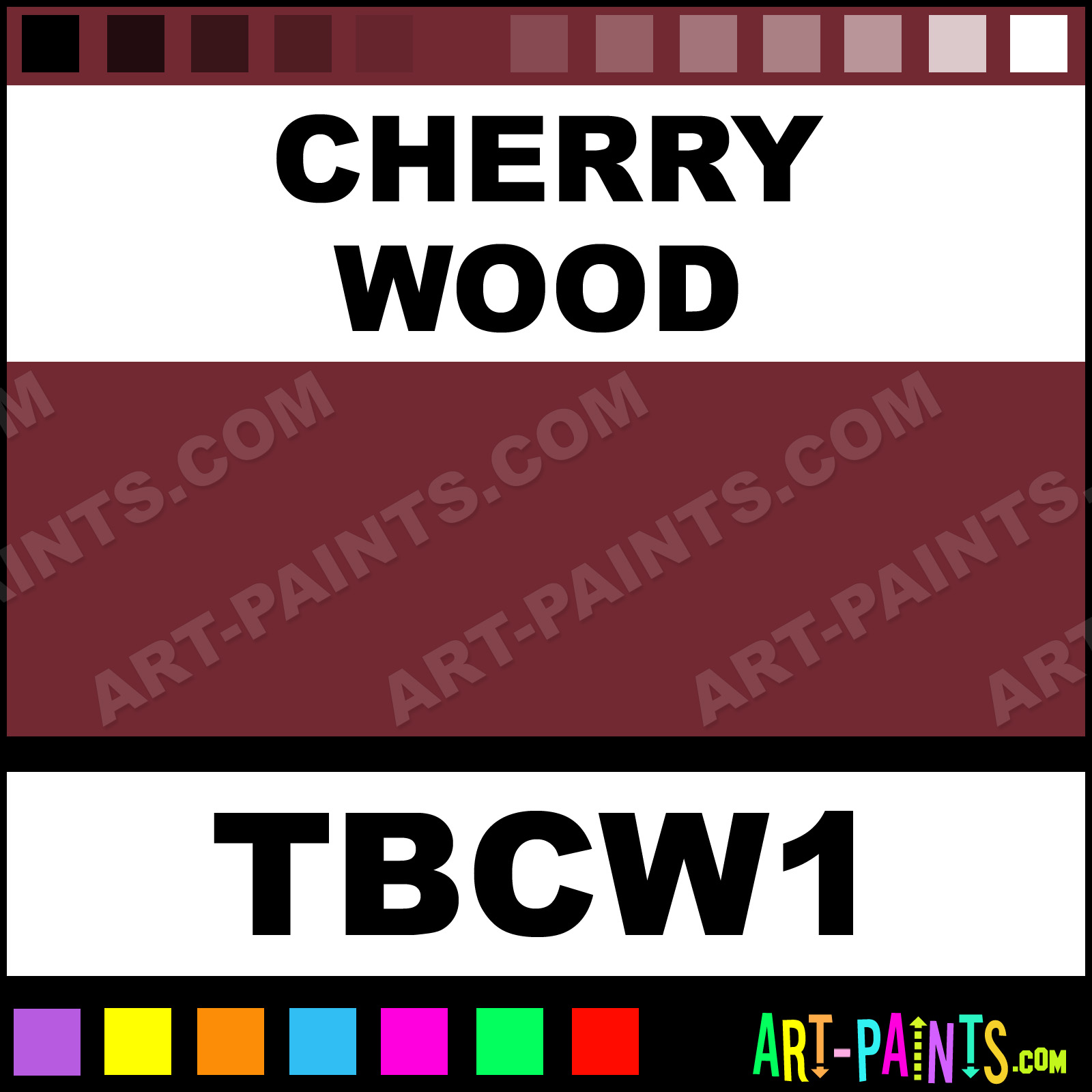 Wood Color Paint Cherry Wood Ink Tattoo Ink Paints Tbcw1 Cherry Wood Paint