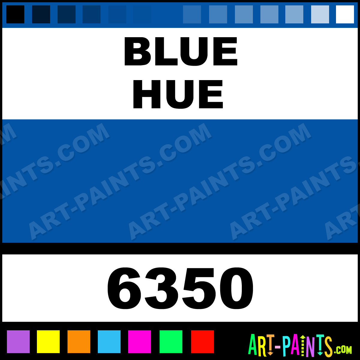 Gothic Paint Colors blue gothic egg tempera paints - 6350 - blue paint, blue color