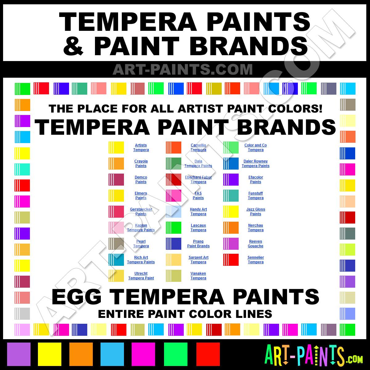 Egg Tempera Art Paints Tempera Paint Tempera Color Egg Tempera Brands Art