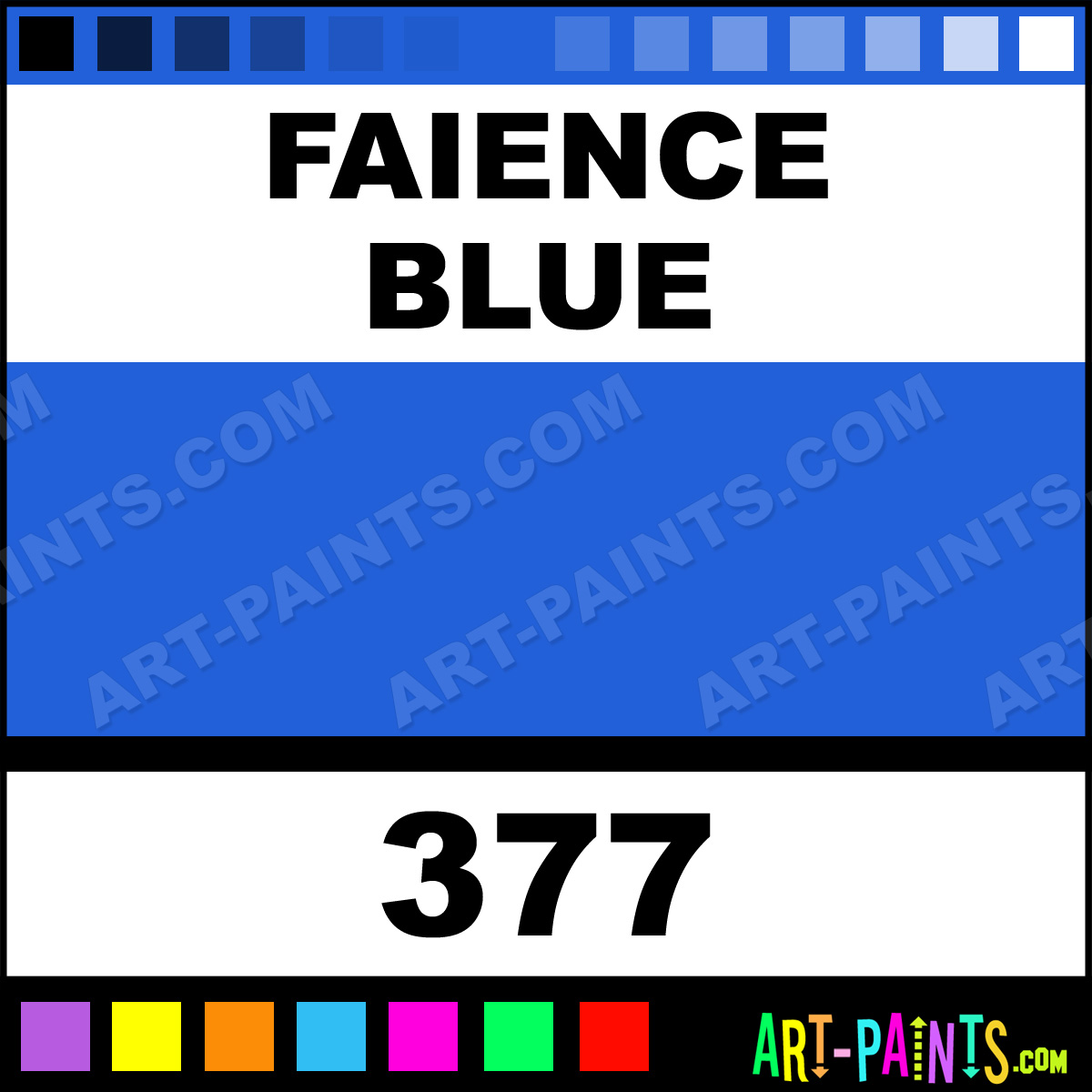 faience - Faience Colore