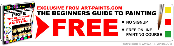 Free Online Beginners Guide To Painting!
