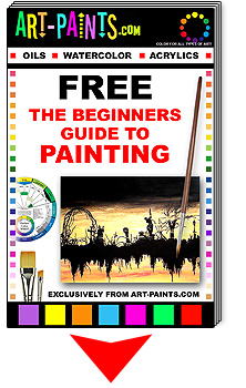 Free Beginners Guide To Painting