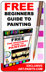 Free Beginners Guide To Painting Course